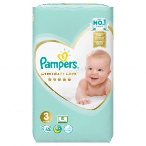 pampers premium care no3