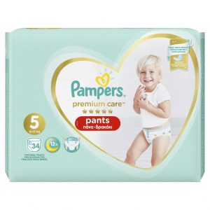 pampers premium pants 5