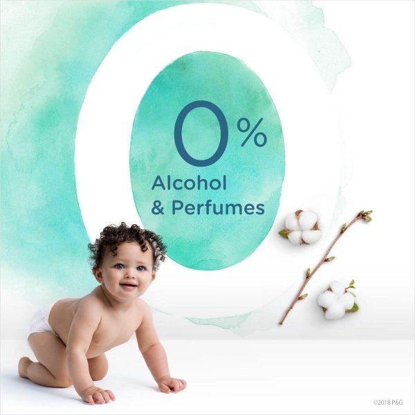 Pampers Aqua Pure Μωρομάντηλα