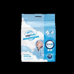 EasyBaby Sensitive Mωρομάντηλα 2 πακέτα + 1δωρο